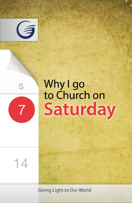 Go to church on saturday